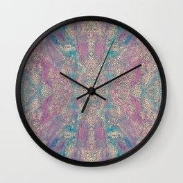 Opulent garden Wall Clock