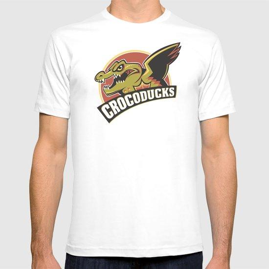 Crocoducks T-shirt