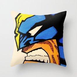 Klassix Wolverine Throw Pillow