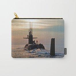 USS DANIEL WEBSTER (SSBN-626) Carry-All Pouch