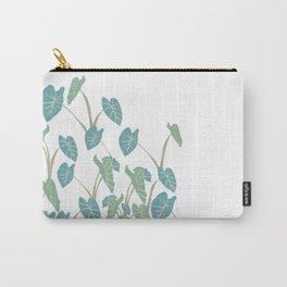 taro leaf hawaii Carry-All Pouch