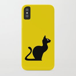 Angry Animals: Cat iPhone Case