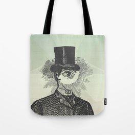 Eyeliner Tote Bag