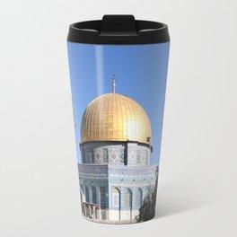 Dome of the Rock Travel Mug