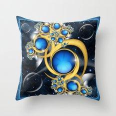 Midnight Dream Throw Pillow
