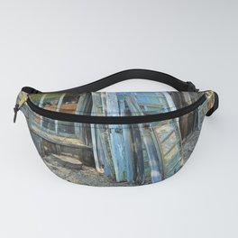 Devoted Destitution- horizontal Fanny Pack