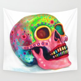 Party In My Mind Wall Tapestry