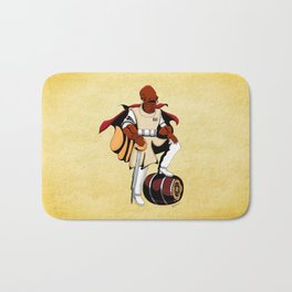 Captain Ackbar Bath Mat