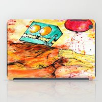 happy birthday iPad Cases featuring HAPPY BIRTHDAY! by Zach W8