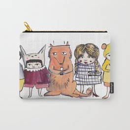 Moo Friends Carry-All Pouch