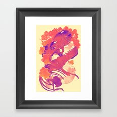 Dawn of Nature Framed Art Print