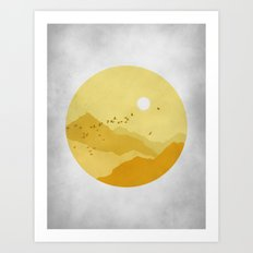 Sunny Day Art Print