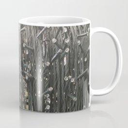 All Wires. Fashion Textures Coffee Mug