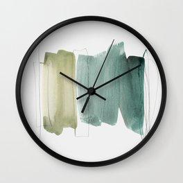 minimalism 5 Wall Clock