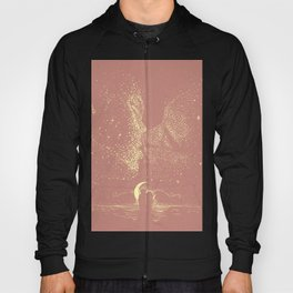 Starcrossed | Peach Lithograph Hoody