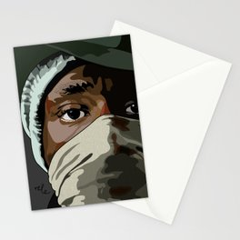 Mos Def the new danger Stationery Cards