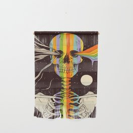 Dark Side of Existence Wall Hanging