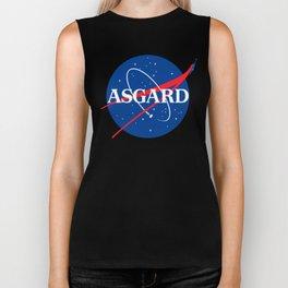 Asgard Insignia Biker Tank