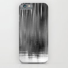 Abstract Trees Monochrome Slim Case iPhone 6s