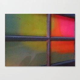 Sherbert Remix Canvas Print
