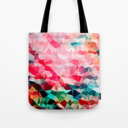 Polygon Pattern II Tote Bag