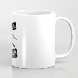 British Garden Birds Coffee Mug
