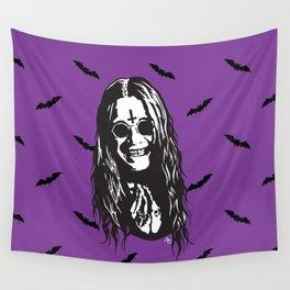 OZZY: Purple Sabbath Wall Tapestry