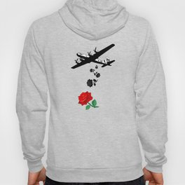 Falling roses over you - Falling in love - Pop Culture Hoody