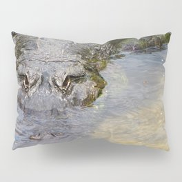 Gator Boy Pillow Sham