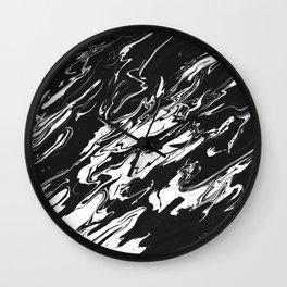 River of Solitude Wall Clock