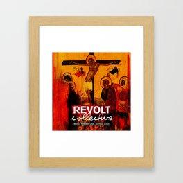 Revolt : Ancient Framed Art Print