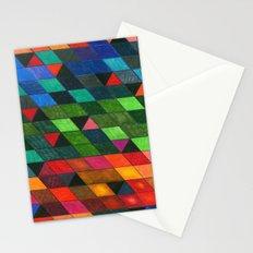 Pattern #1 Tiles Stationery Cards