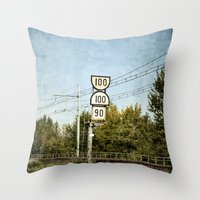 the 100 Throw Pillows featuring 100 100 90 by nosnop