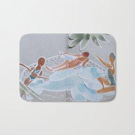 Inflatable Pool Bath Mat