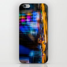 A colorful town iPhone & iPod Skin