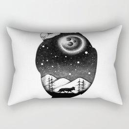 Wild night life 2 - Rectangular Pillow