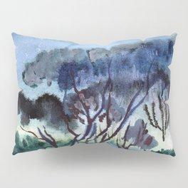 Spring landscape Pillow Sham