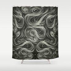 Portal I. Shower Curtain