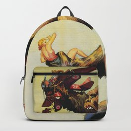 King Kong 1933 Backpack
