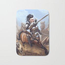 Centaur charge Bath Mat