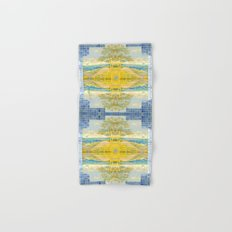 Sacred Reflection Hand & Bath Towel