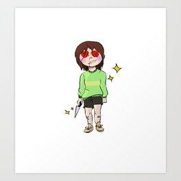 chara Art Print