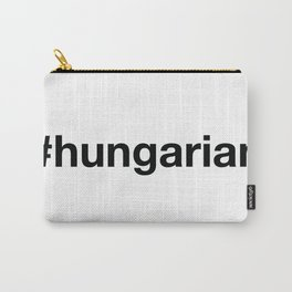 HUNGARY Carry-All Pouch