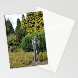 The Eternal Gardener Part 3 Stationery Cards