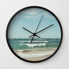 The Ocean of Joy Wall Clock