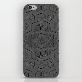 2805 DL pattern 4 iPhone Skin