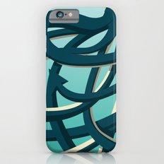 Octopus blue Slim Case iPhone 6s
