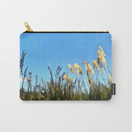 Harakeke Carry-All Pouch
