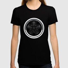 Wheel Design Retro Fuchs Felge T-shirt