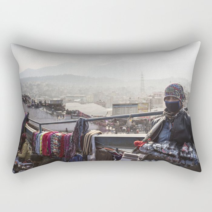 Vendor Rectangular Pillow